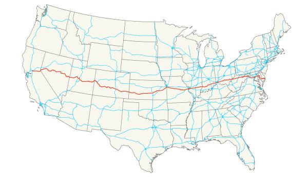 US Route 50 Wikipedia