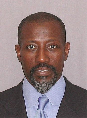 English: Mug shot of Wesley Snipes.