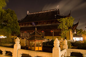Xuanmiao Guan (Temple of Mystery) in Suzhou, China