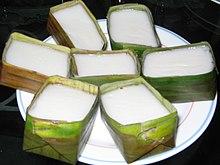 Kuih tepung pelita  Wikipedia Bahasa Melayu ensiklopedia