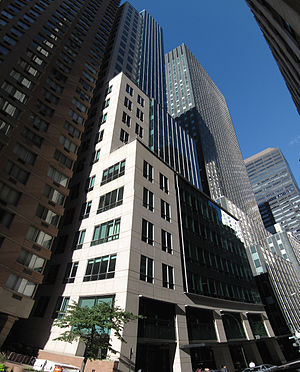 Anglo Irish Bank in New York