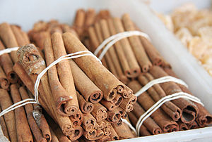 English: Cinnamon
