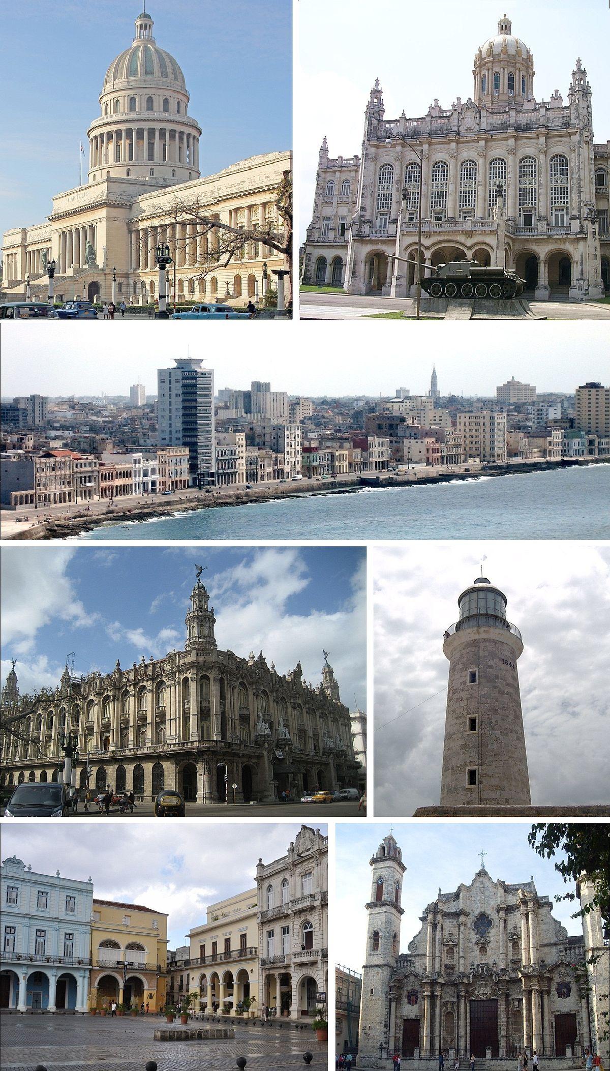 La El Malecon Habana De