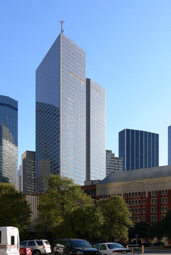 Energy Plaza Dallas TX