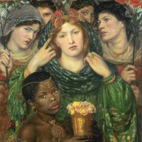 """The Beloved"" by Dante Gabriel Rossetti"