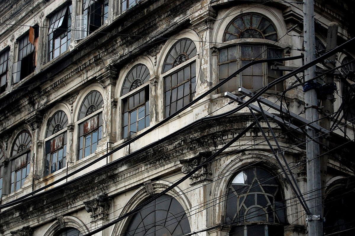 El Hogar Filipino Building  Wikipedia