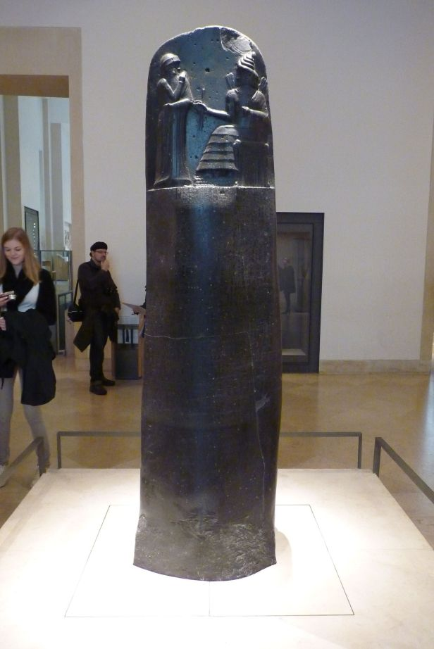 Hammurabi's Code, Paris 25 April 2012