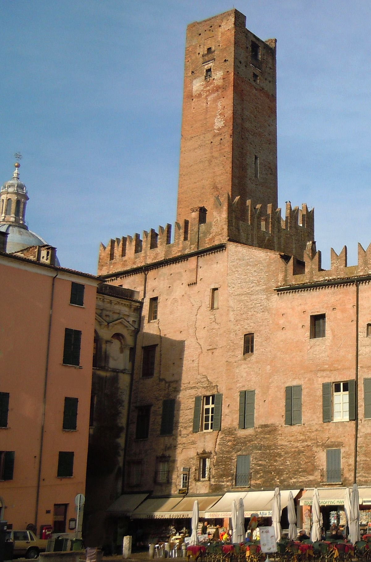 Cappella Bonacolsi  Wikipedia