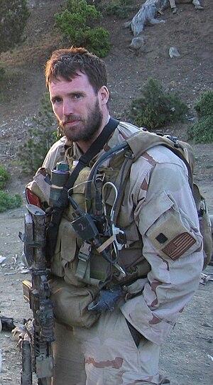 Navy SEAL Lieutenant Michael P. Murphy, killed...