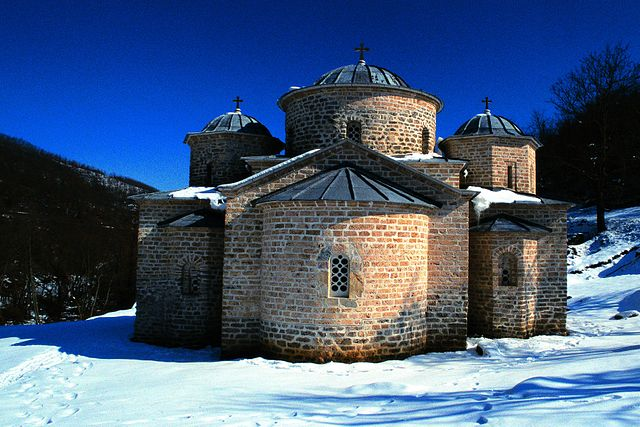 Monastery Davidovica