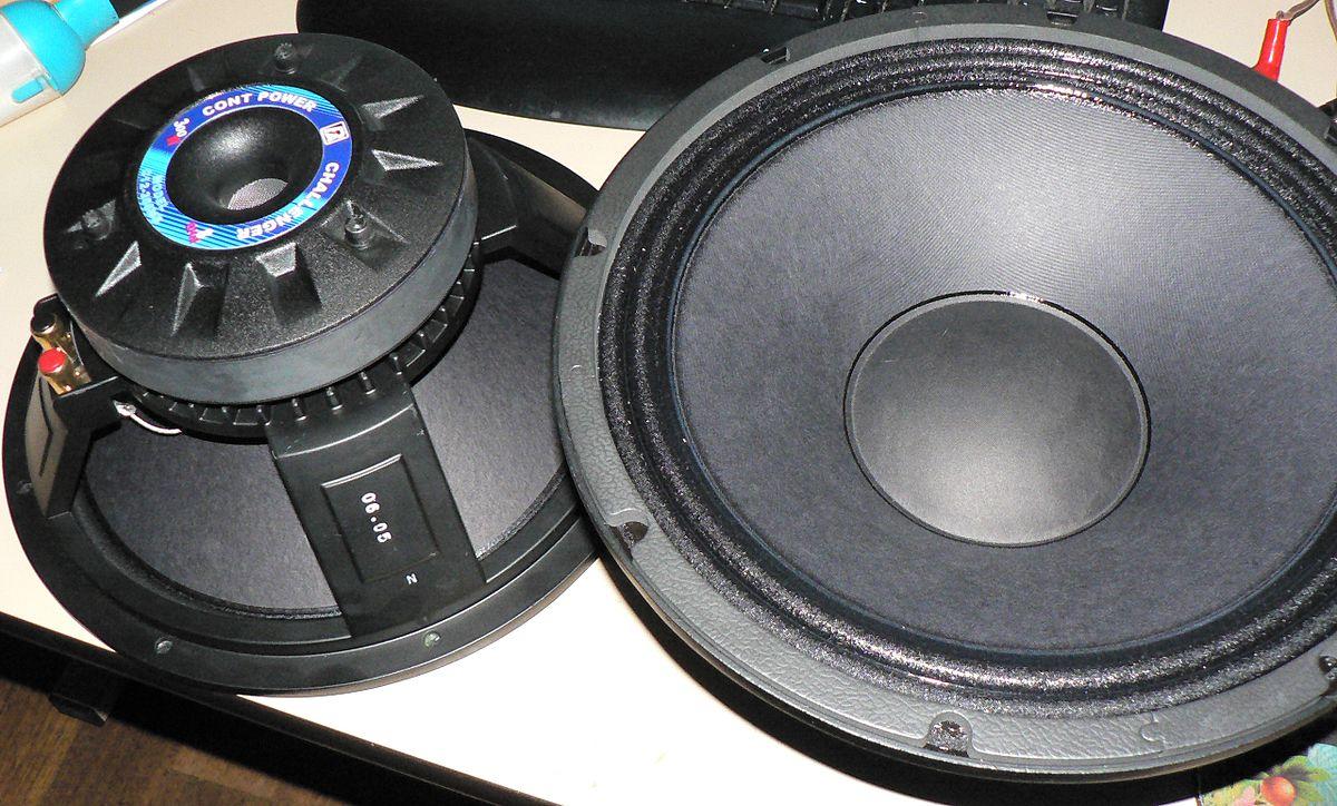 loudspeaker  Wiktionary