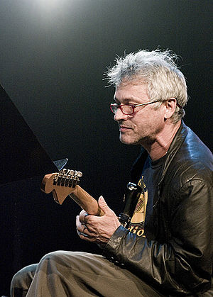 English: Marc Ribot at Jazzfestival Saalfelden...