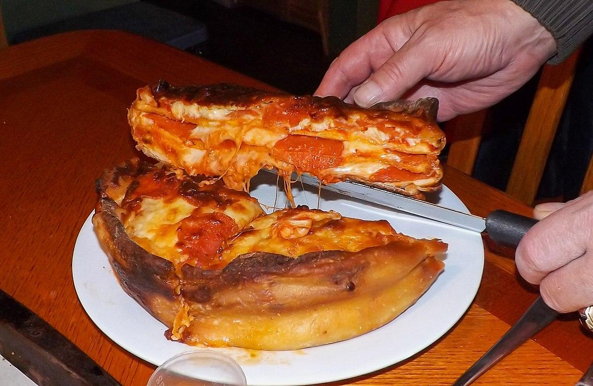 Pizza cake  Wikipedia