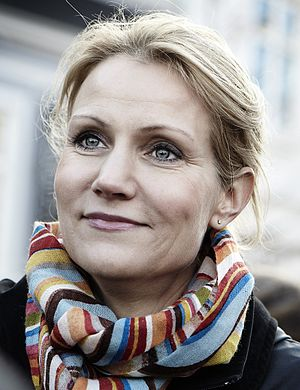 English: Helle Thorning-Schmidt, Prime Ministe...