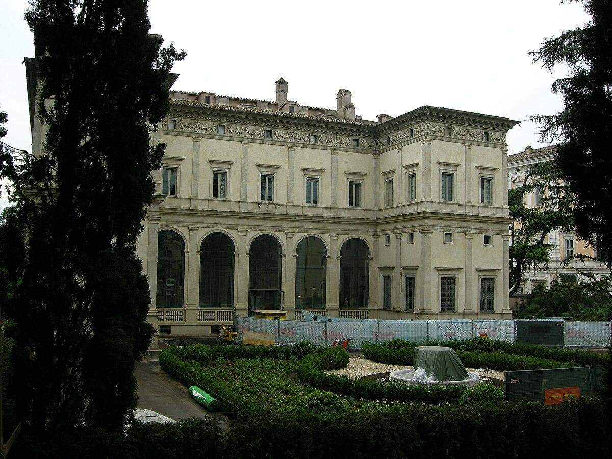 Villa Farnesina  Wikipedia