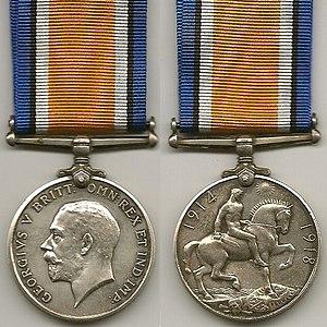 british war medal wikipedia