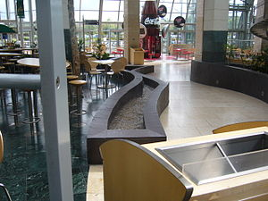 English: Interior of Bluewater Shopping Mall
