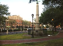 Downtown New Haven  Wikipedia