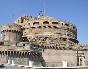 Castel Sant'Angelo is where Pope Alexander VI ...