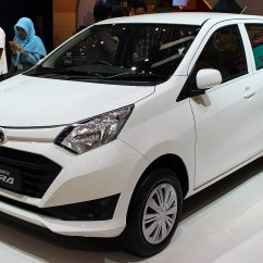 New Agya 1.2 G At Trd All Camry White Daihatsu Sigra Wikipedia