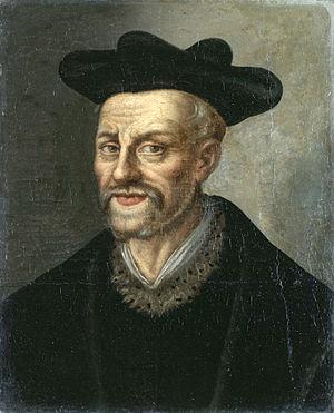 Renaissance humanist François Rabelais