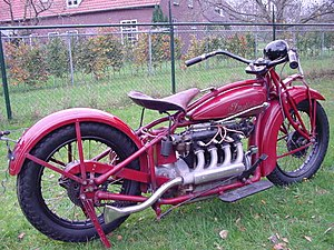 Indian motorcycle from 1928