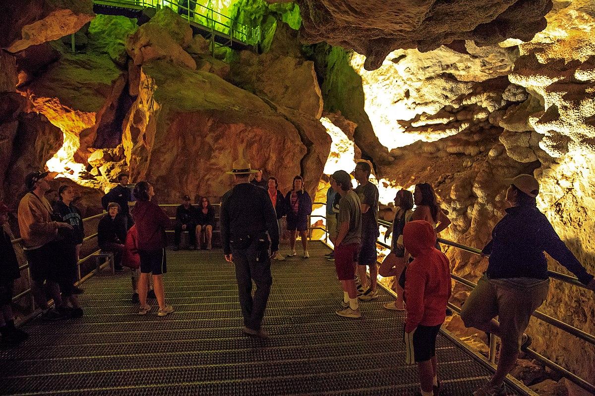 Jewel South Cave National Monument Dakota