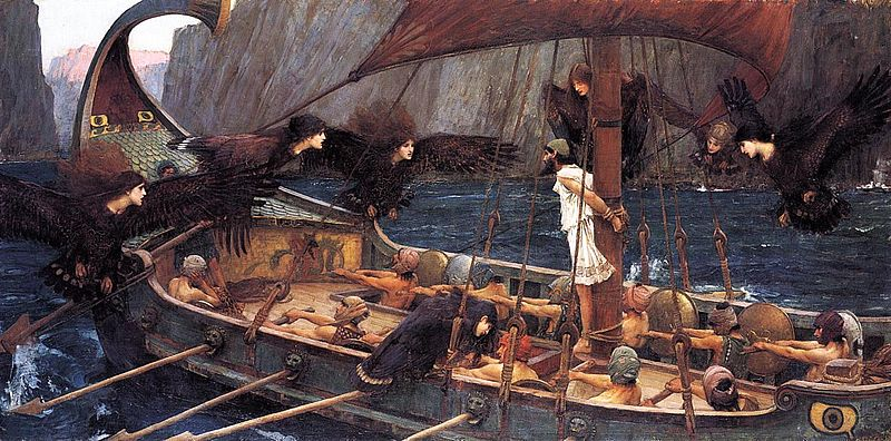 File:John William Waterhouse - Ulysses and the Sirens (1891).jpg