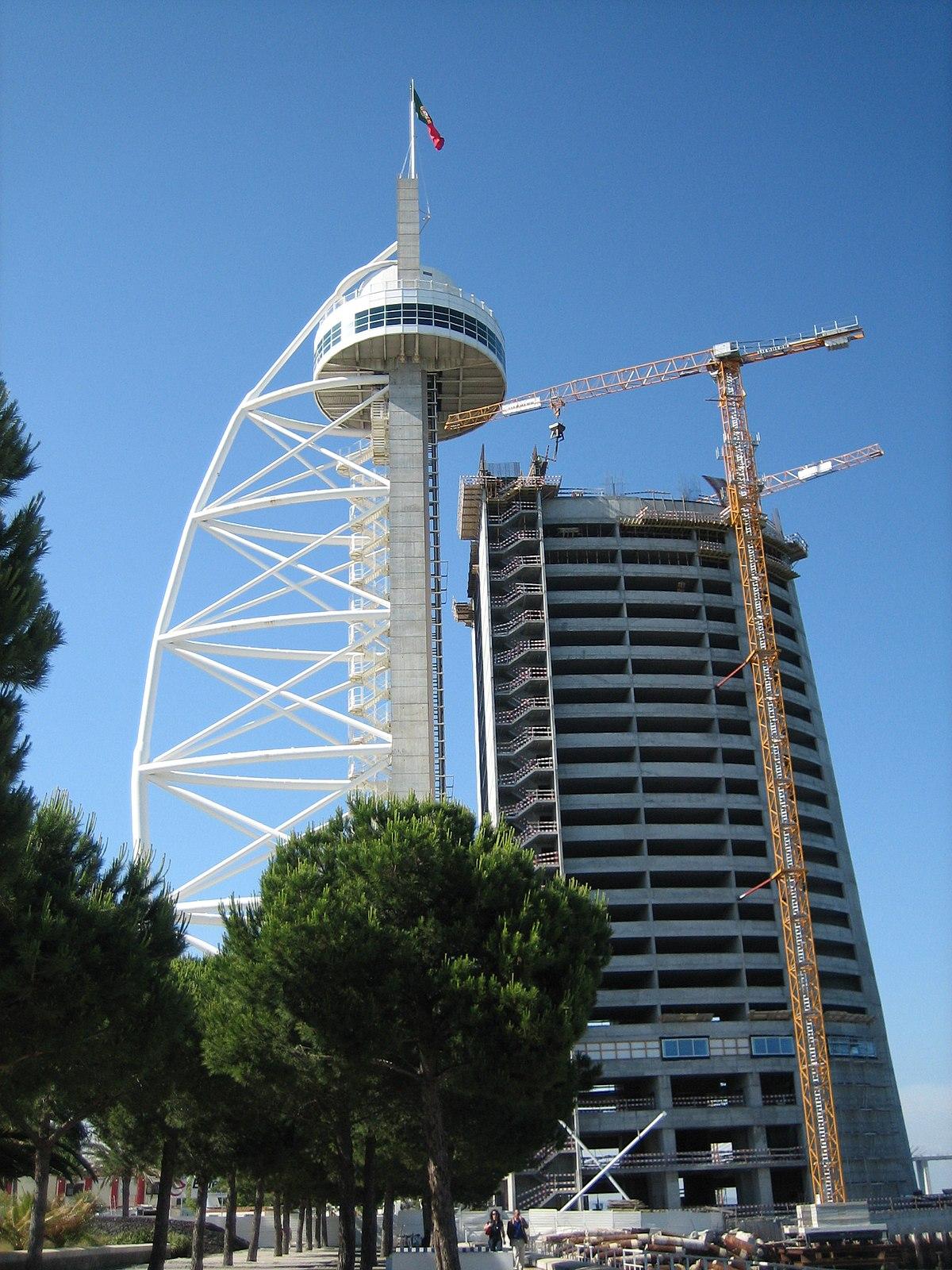 Vasco Da Gama Tower Wikipedia