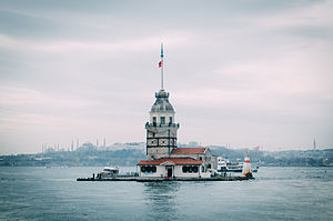 Sahil 3d Wallpaper Kız Kulesi Wikipedia