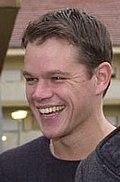 Matt Damon, 8 de octubre.