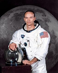 Premier Homme Sur La Lune 1961 : premier, homme, Michael, Collins, (astronaute), Wikipédia