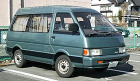 1980 toyota pickup wiring diagram cub cadet for zero turn nissan vanette - wikipedia
