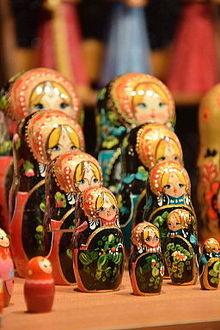 Matryoshka Doll Wikipedia