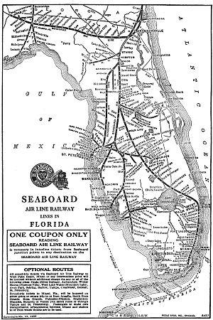 Seaboard Air Line Railroad Wikipedia