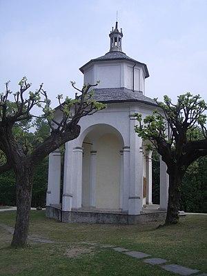 Sacro Monte di Ghiffa, (Verbania), Italy, The ...