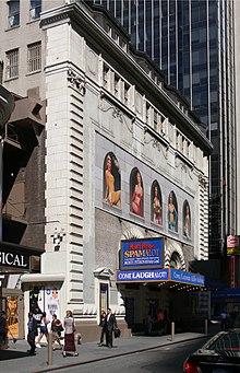 Shubert Theatre New York City  Wikipedia