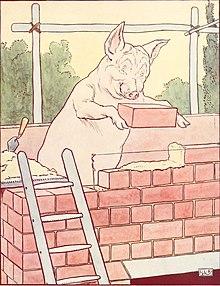 Comment S Appelle Le Petit Du Cochon : comment, appelle, petit, cochon, Trois, Petits, Cochons, Wikipédia