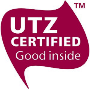 Deutsch: UTZ-Certified Logo
