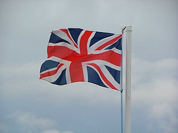 English: Union Flag, Flag of the United Kingdom