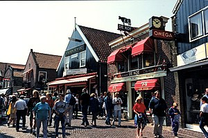Volendam, North Holland, Netherland 福伦丹
