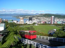 Wellington Cable Car - Wikipedia