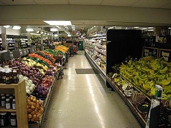 Whole Foods Strategic Control
