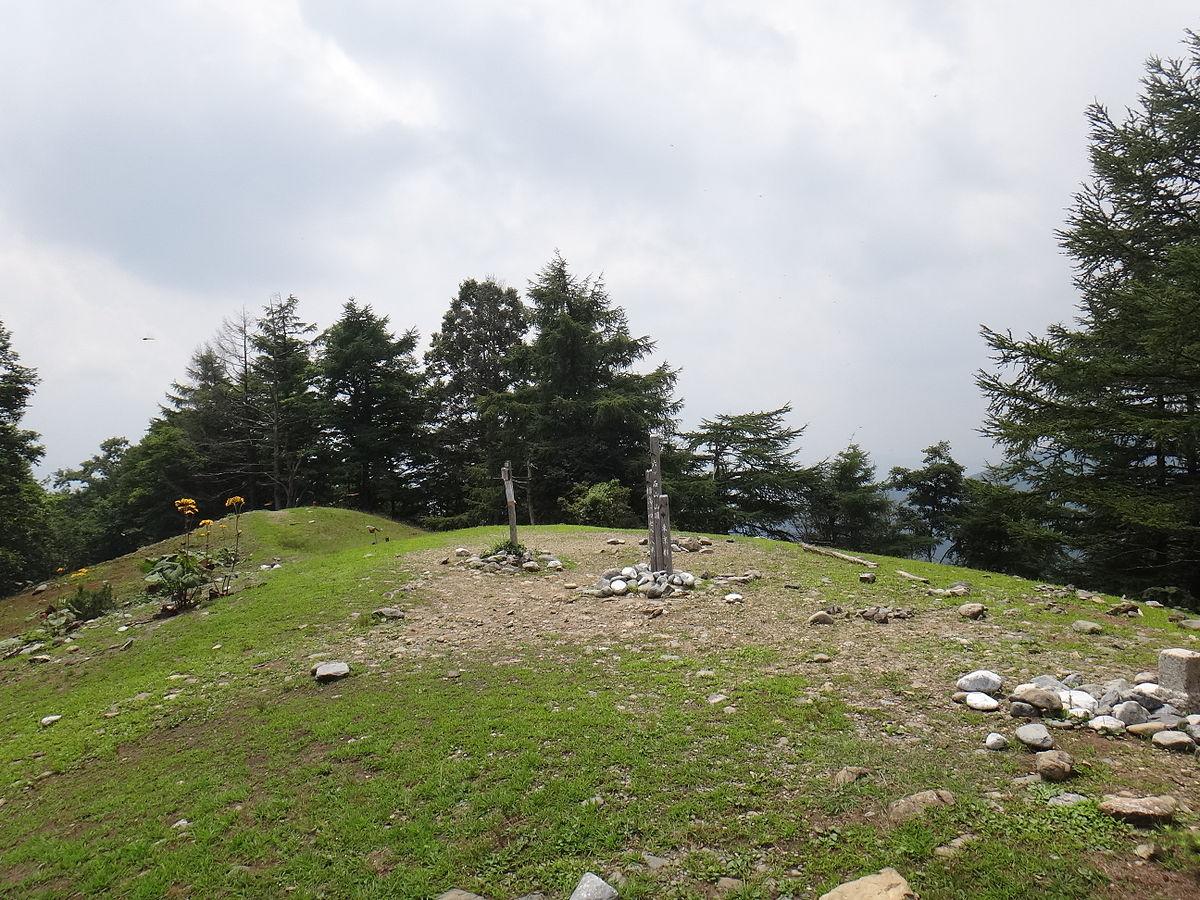 六ツ石山 - Wikipedia