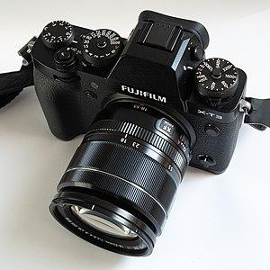 Fujifilm X-T3 - Wikipedia