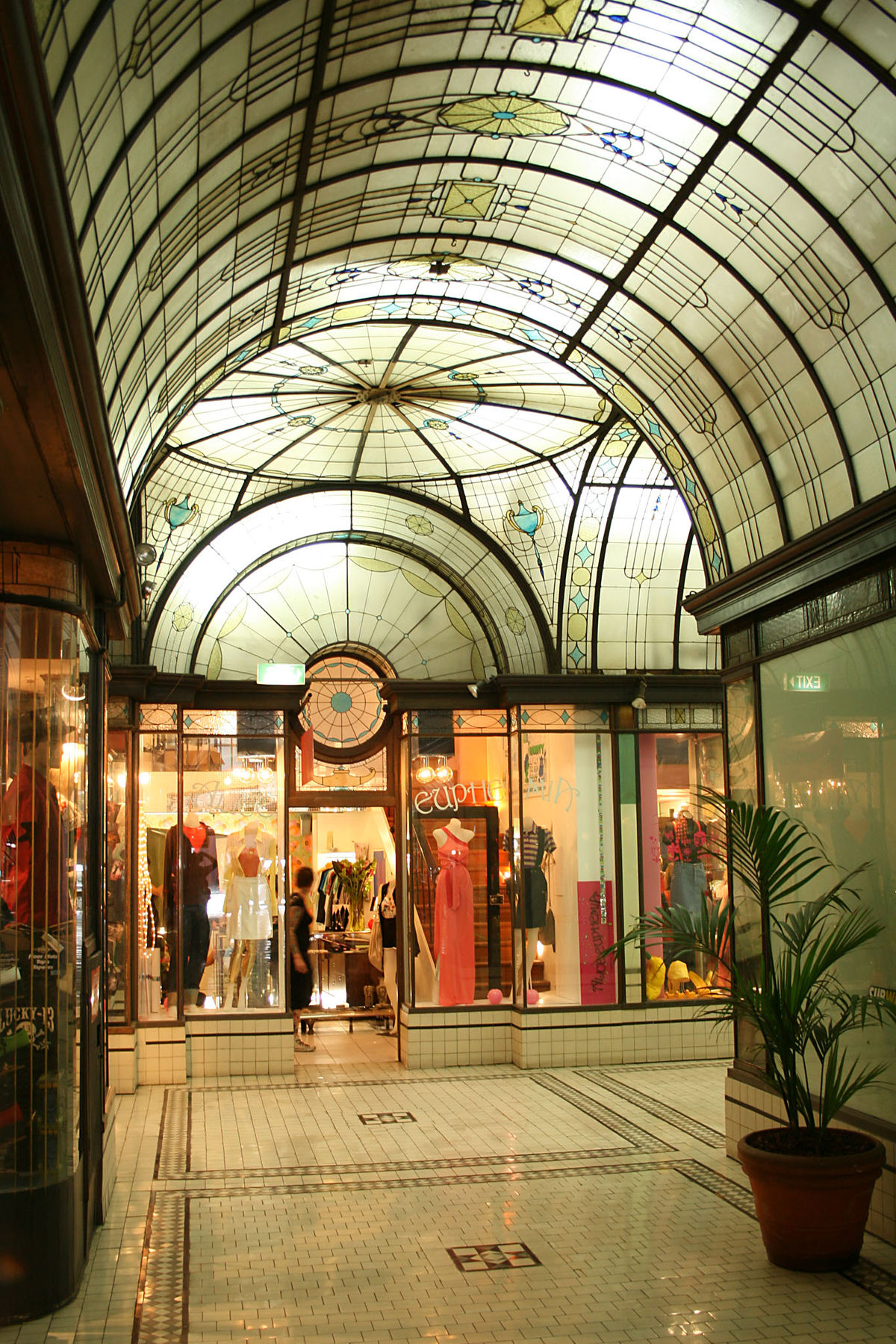 Cathedral Arcade  Wikipedia