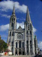 Chartres, la cattedrale