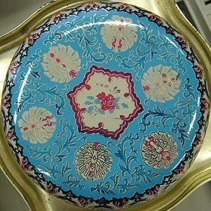 Decorative Tin Lid