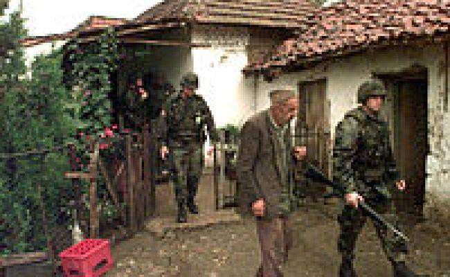 Kosovo War Wikipedia