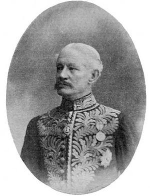 Image of Sir Denzil Ibbetson